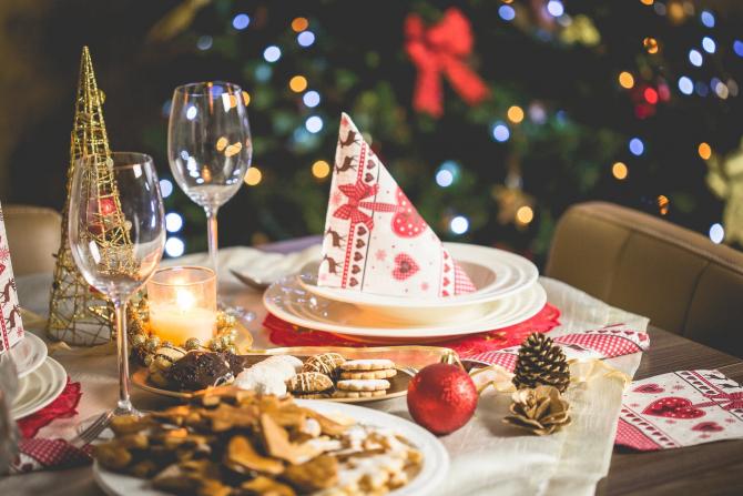 Masă festivă