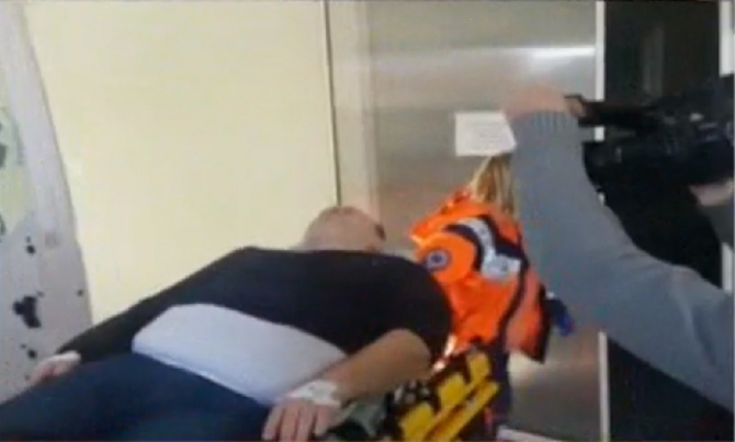 Două persoane decedate în accidentul în care a fost implicat fostul ministru Chițoiu. Dosar penal. foto: captura video RTV