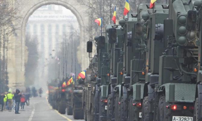 Paradă militară