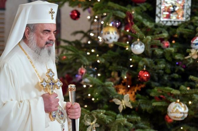 Patriarhul Daniel - Pastorală Crăciun 2019, Nașterea Domnului – Binecuvântarea părinților și copiilor. foto: basilica.ro