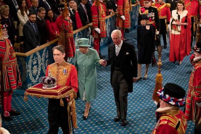 Discursul de Crăciun al Reginei Elisabeta a II-a, după un an în care monarhia a fost zguduită și urmează BREXIT. foto: @TheBritishMonarchy - FB