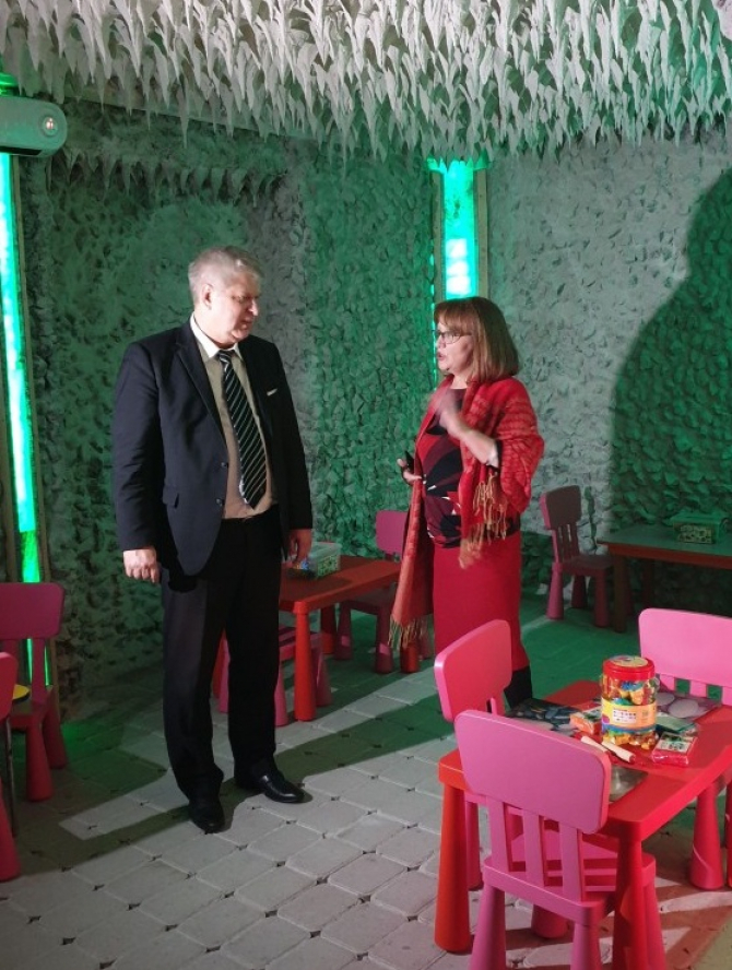 Dan Tudorache: Vom amenaja saline și la alte grădinițe pe care le administrăm