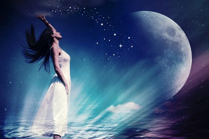 Astăzi avem Lună Nouă în Berbec.