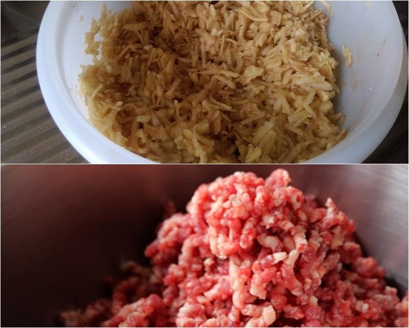 cum să îndepărtați grăsimea din carnea de vită tocată)