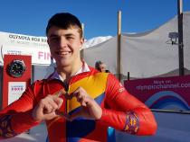 FOTO: Facebook / Comitetul Olimpic si Sportiv Roman