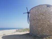 Atractie turistica Lefkada, plaja uitata