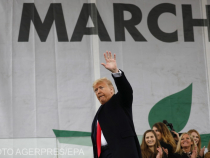 Trump / foto Agerpres