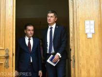 Orban - Barna foto Agerpres