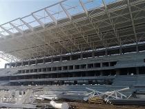 Stadionul Steaua, lucrări de construcție pentru EURO 2020