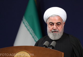 Hassan Rouhani, președintele iranian