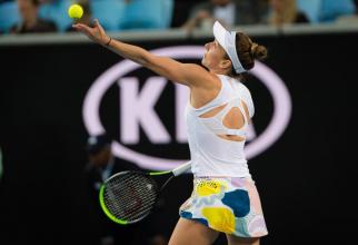 Simona Halep, la un pas de finala de la Australian Open  Fotgo:  Facebook
