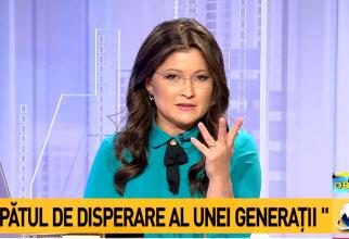 Oana Zamfir, Antena 3
