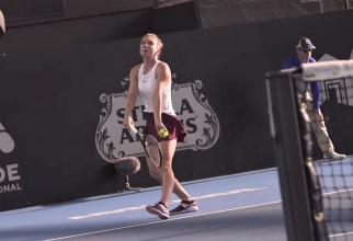 Simona Halep a jucat cu teniși personalizați. Ce scrie pe ei - FOTO