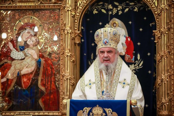 Botezul Domnului - Patriarhul Daniel, mesaj de Bobotează. foto: basilica.ro