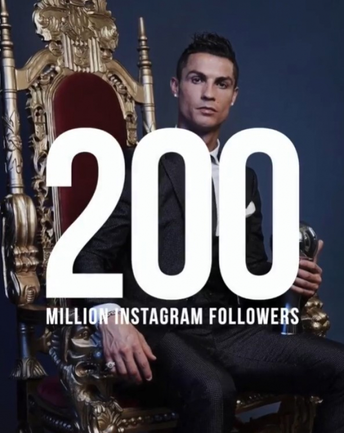 Foto: Instagram CR7