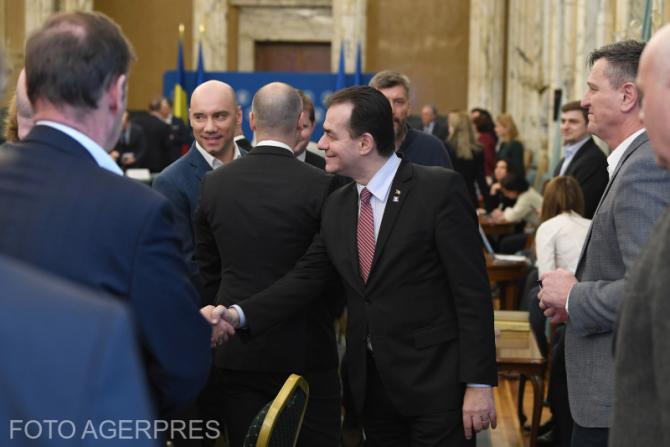 Orban foto Agerpres