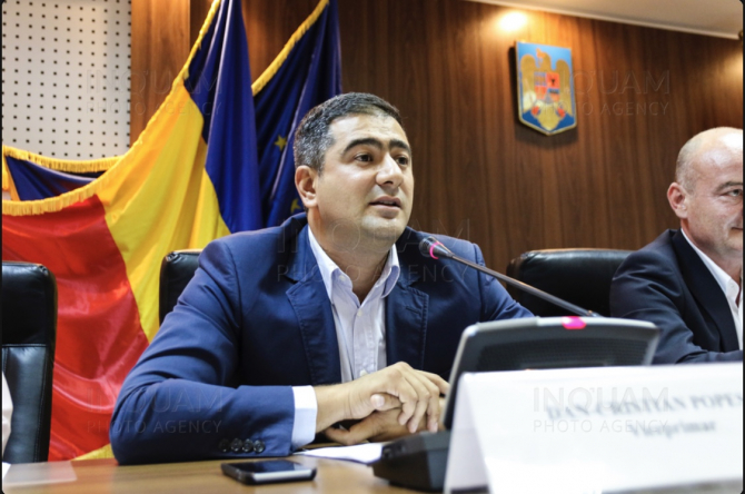 Dan Cristian Popescu, viceprimarul PNL al Sectorului 2