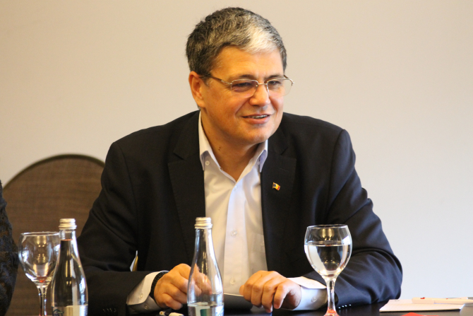 Marcel Boloș, ministrul Fondurilor Europene