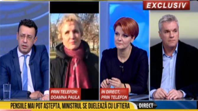 foto: captura Romania TV
