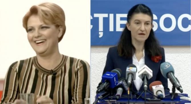 Olguța Vasilescu, la TVR 1