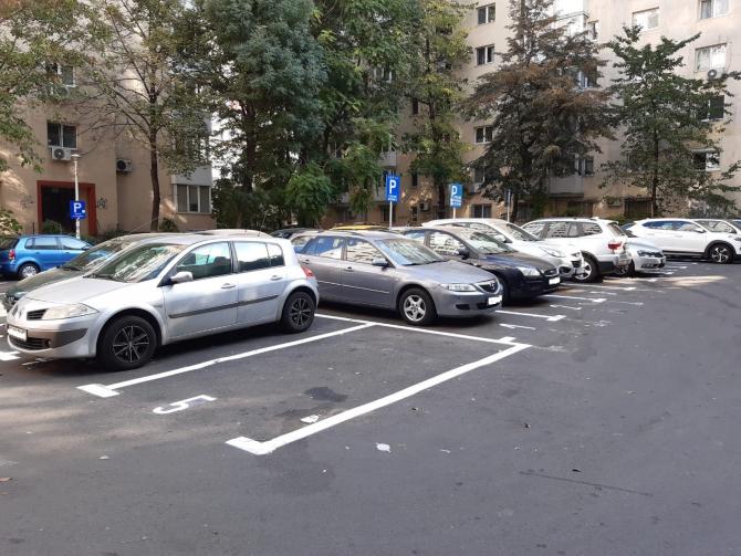Condiții pentru obținerea unui loc de parcare în Sectorul 1