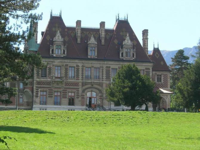 Sanatoriu Nathaniel Freiherr von Rothschild - Viena