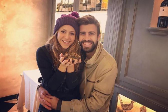 Shakira dezvăluie motivul pentru care NU VREA să se căsătorească cu Gerard Piqu. foto: @3GerardPique - FB