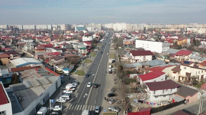 Cu o lungime de 6,5 km, Șoseaua Berceni, un nou reper al instastructurii Sectorului 4