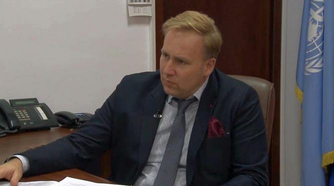 Dr Victor Costache, ministrul Sănătății. Foto: DC News