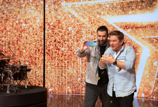 Românii au talent / Foto Facebook
