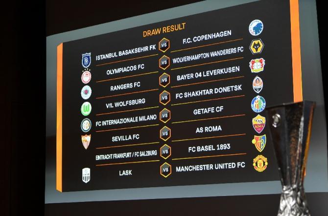 Optimi de finală Europa League. foto: uefa.com