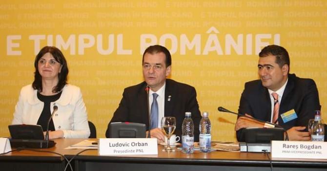 Ludovic Orban: Dan Cristian Popescu, singurul care poate câștiga Primăria Sectorului 2