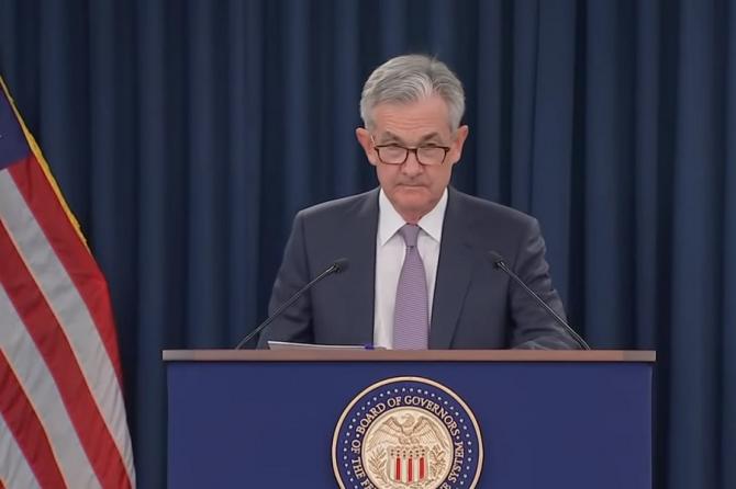 Jerome Powell, preşedintele Rezervei Federale a SUA, averisment.