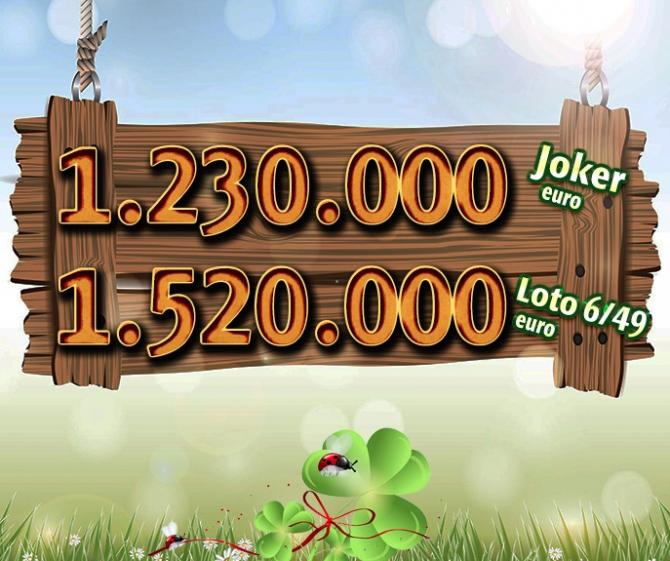 Aproape 6 milioane de lei report la Joker