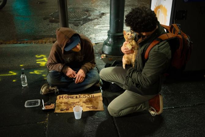 Compasiunea este abilitatea ta de a experimenta sentimentele celorlalți - de la bucurie la întristare - cu dorința de a ajuta. Foto Unsplash