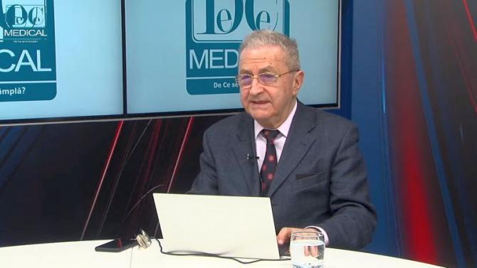 Prof Dr Radu Deac. Foto: DC Medical