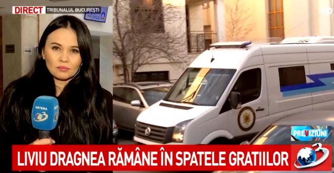 Roxana Ciucă, captură Antena 3