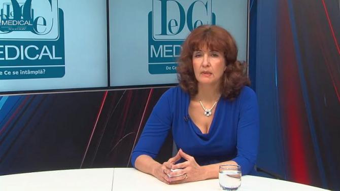 Conf dr Sanda  Cretoiu. Foto: DC Medical