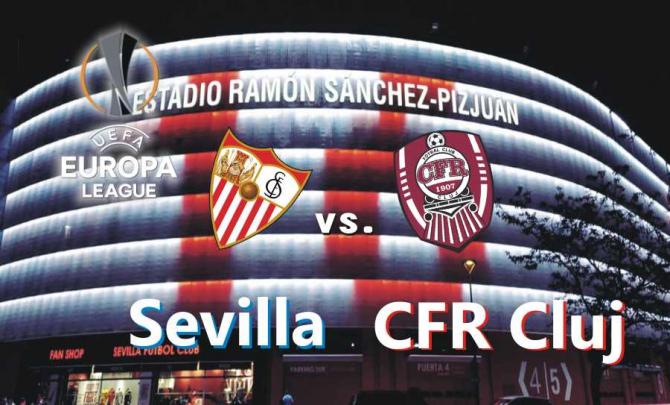 Sevilla – CFR Cluj Rezultat Europa League