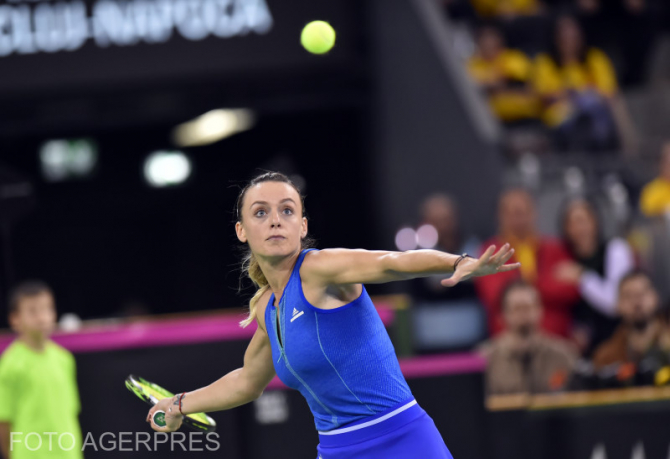 Fed Cup / Tenis. Foto: Agerpres