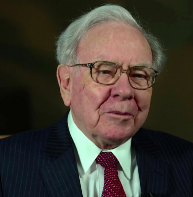 Buffett își donează mari părți din avere