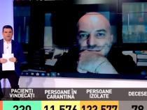 Radu Tudor și Capatos la Antena 3