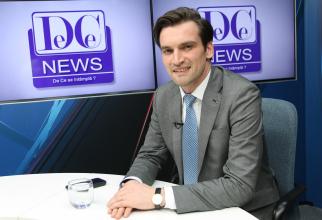 Vicepreşedintele Comisiei de Vaccinare, Andrei Baciu