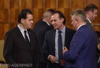 Ludovic Orban vs. Florin Cîțu la Congresul PNL? Bulai spune cine va câștiga