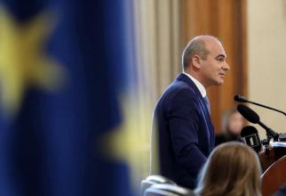 Europarlamentarul Rareș Bogdan. foto: pagina personală Facebook