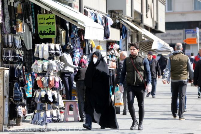 Iranul este a doua țară afectată de coronavirus