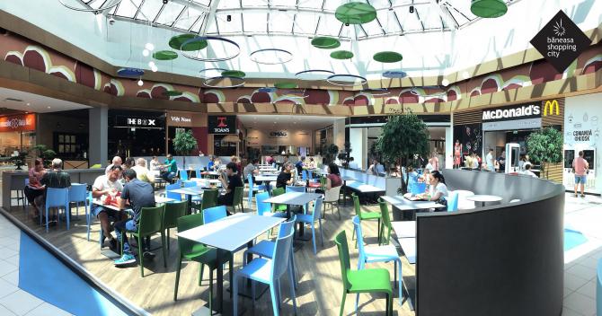 Baneasa Shopping City - foto: @BaneasaShoppingCity - FB