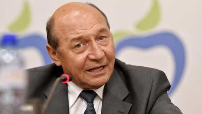 """Traian Băsescu: S-a întârziat pentru că aveam alte preocupări politice. Voiam alegeri anticipate"""""""