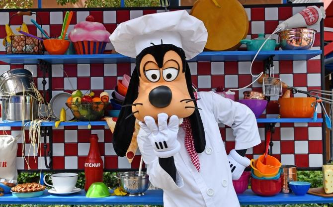 Disneyland, parc de distracții. foto: @DisneylandToday - FB