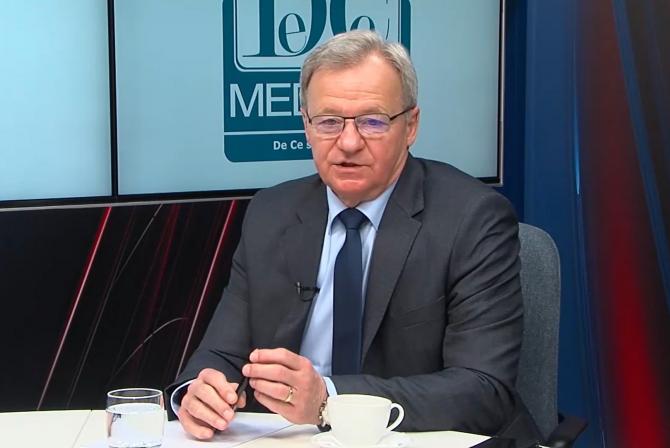 Gheorghe Borcean, președintele Colegiului Medicilor